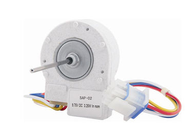 China ZW58 micro refrigeration dc electric motor, cold room cooling fan motor usine